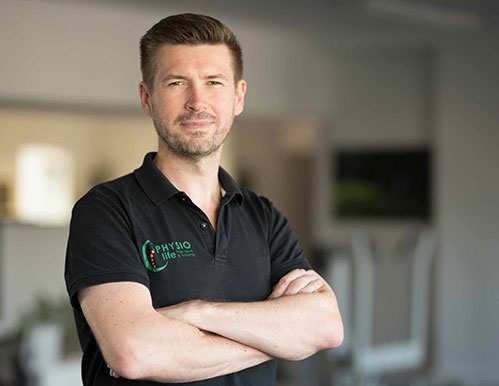 Carsten Hinz Team PHYSIOlife Physiotherapie Essen