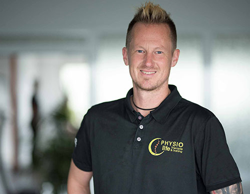 Jan Jerosch Team PHYSIOlife Physiotherapie Essen