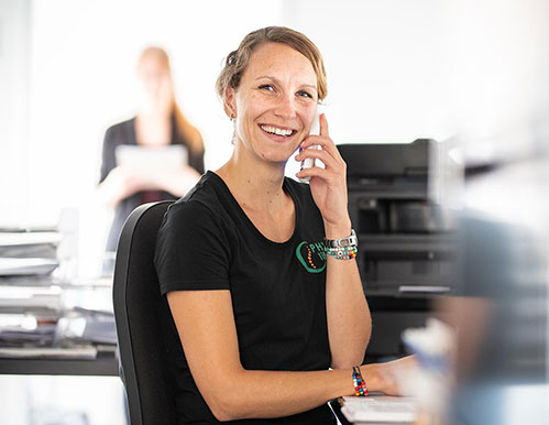 Nadine Janssen Team PHYSIOlife Physiotherapie Essen