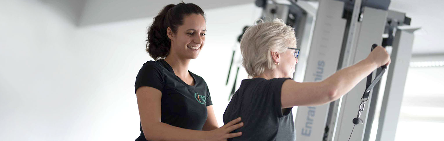 Training bei bei Physiotherapie PHYSIOlife in Essen