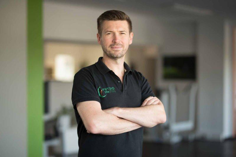 Carsten Hinz Team PHYSIOlife Physiotherapie Essen